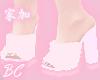 Yummy Marshmallow Shoes