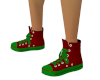 Girls Christmas Tennies