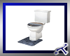 *T* Ranch House Toilet