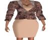 Corina Dress/Blazer