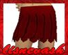 LIC™ Red Warrior Skirt