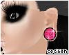 ! pink sparkling plugz