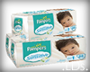.LDs. 3pk Baby Diapers