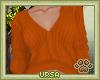 U. Sweater Orange