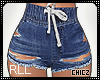Cz!!Shorts Jeans RLL