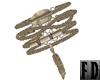 Boho Feather Bracelet R