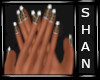 Greek Goddess Nails