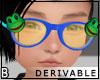 DRV Glass Any Shape Male