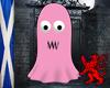 Pink Ghost Avatar