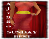 SUNDAY BEST ~XXL SIZE~