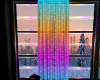 CD Neon Curtain