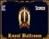 !K! Royal Sconce