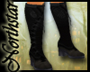 ~NS~ Armour black boots