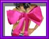 (sm)pink bow top