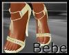 Summer Yellow Heels
