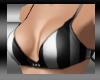 mm bikini top striped