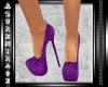 ^AZ^Cocktail Heels-Prpl