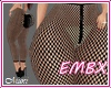 Bimbo EMBX LegFish Black