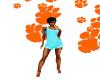 Clemson Tiger Paws