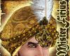 Sultan Turban Gold
