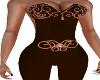 Kindra Bodysuit-Cocoa