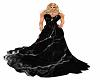 vestido preto abs