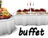 !Wedding Buffet white
