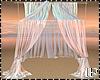 Romantic Silk Tulle Tent