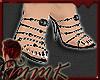 MMK Vamp Pearl Sandals