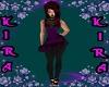 *K* Purple Steampunk