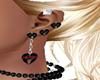 devilish earrings