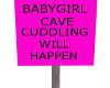 bbg cuddling will happen