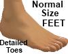 Pro Bare Feet