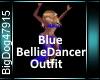 [BD]BlueBellieDancerOutf