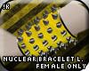 !K Nuclear Bracelet (L)