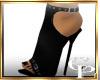 CP* Solene Black Shoes