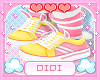 !D! Kids Easter Shoes