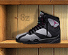 8z# Bordeaux 7 Shoes▼
