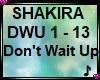 Shakira DWU1-13 ♪