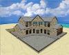 Animated Beach House
