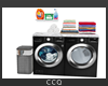 [C] Washer and Dryer Set