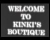 Kinki's Boutique