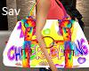 Cheer Bag-Tye Dyed