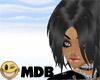 ~MDB~ BLACK KARMEN HAIR