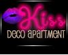 JAD DECO Kiss Apartment
