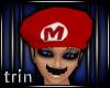 Mario Hat/Hair F