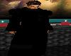 judges robe black