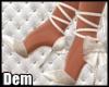 !D! Wedding Heels