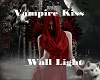 Vampire Kiss Wall Light