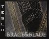 ⚜ Dragon brace&blade